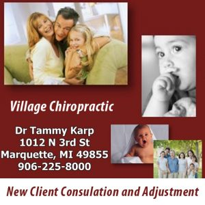 Become a client at Village Chiropractic!