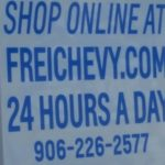 Visit freichevy.com and check out all the great deals