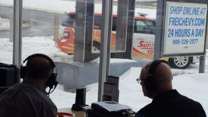 Tune in to Sunny.FM 101.9 to hear what's going on at Frei Chevrolet.