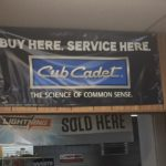 Bergdahl's is a Cub Cadet dealer with a wide variety of units on their lot.