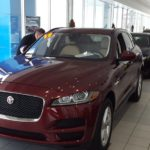 Come check out this Jaguar SUV at Frei Chevy!