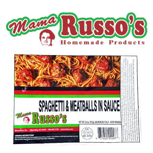 Enjoy a homemade meal from Mama Russo's of Ishpeming!
