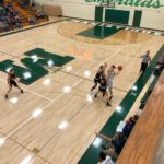 Negaunee Miners Boys basketball VS Manistique Emeralds on Sunny FM