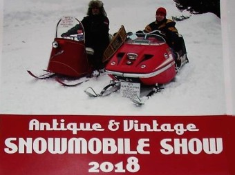 2018 Antique & Vintage Snowmobile Show