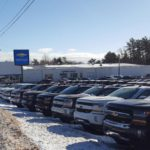 Frei has a large variety of new and used trucks on the lot. Come over and find the right one for you!