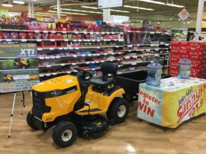 Register to win the Manicure Your Lawn Giveaway at Econo Foods of Marquette
