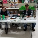 Come down to Menards from 5:00 to 8:00 P.M. from Tuesday to Thursday to talk with one of many local contractors