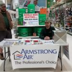 Talk to the guys at Armstrong Air and Noble Men Heating LLC