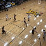 Negaunee Miners Girls Basketball VS Westwood Patriots on Sunny FM.