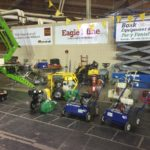 You can find all kinds of equipment for your home at the Builders Show.