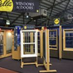 Make sure to stop by the Pella Windows Booth and Michael's Homes!