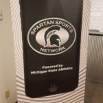 Get the Spartan Sports Network app for your phone.