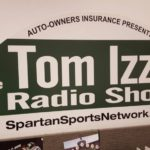 The Tom Izzo Radio Show is extremely popular.