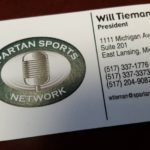 Contact Spartan Sports Network President Will Tieman.