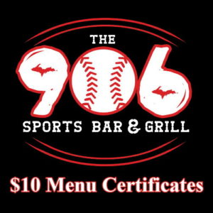 Stop by The 906 Sports Bar and Grill on Washington
