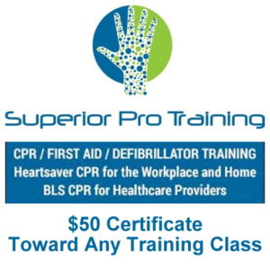 Train to safe lives with Superior Pro Training