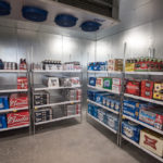 The Gas Station also has a beer cave with domestic, imported and craft beers.