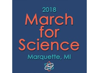 Nathan Frischkorn on 8th Day Discusses 2nd Annual March for Science April 14, 2018