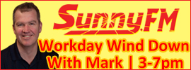 Workday Wind Down on Sunny.fm