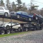 All of these vehicles are sold and ready to be delivered.