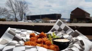 The Whitefish Tater Tots looked and tasted incredible.