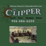 Stop by Clipper Salon for your personalized hair care.