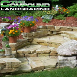 Start that lawn project for your house or business with UPBargains.com and The Compound Landscaping.
