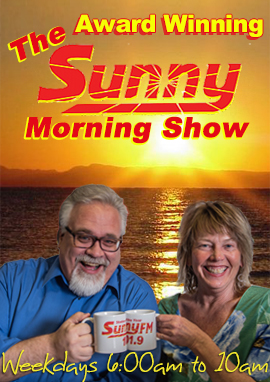 Walt and Kris, the new morning show on Sunny 101.9 WKQS FM