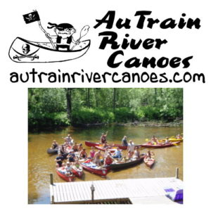 Rent a kayak from Au Train River Canoes!