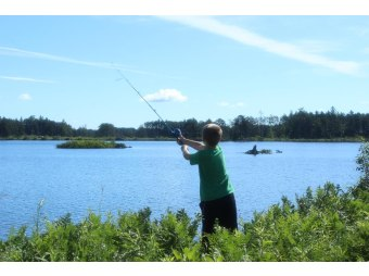 29th Annual Children's Fishing Day at Seney National Wildlife Refuge Saturday, June 23rd 2018
