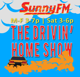 Listen to Mark on The Drivin' Home Show