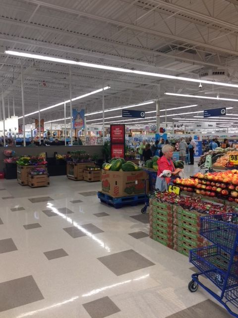Meijer Grand Opening Event Draws Huge Crowds