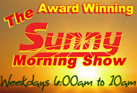 News in The Morning with Walt on Sunny 101.9