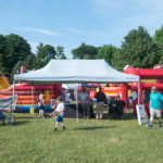 The Family Fun Zone is completely free, so bring the kiddos and come on down.