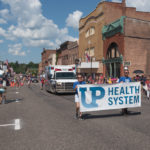 Thanks to UP Health Systems for everything they do in the community!