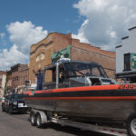 The local U.S. Coast Guard branch is located in Marquette, Michigan.