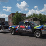 Marquette Power Sports hauling some fun side-by-sides.