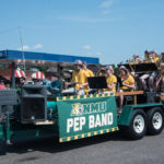 Way to go NMU Pep Band!