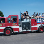 Thanks to the Ishpeming Fire Department!
