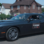 Like this beautiful Dodge Challenger.