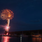 You can also catch fireworks next Saturday over Teal Lake new Negaunee.