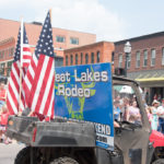 Catch the 2019 Great Lakes Rodeo at the Marquette Fair Grounds in June.