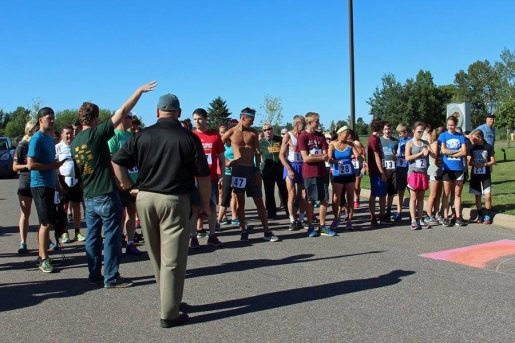 5K Walk, a 5K Run, and a 10K Run Events with Registration at 5p and Race Starting at 6p