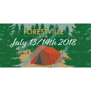 Attend the Forestville Music Festival this weekend!