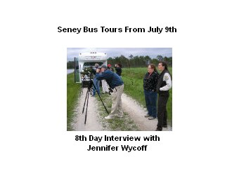 Seney National Wildlife Refuge Free Bus Tours All Summer Long