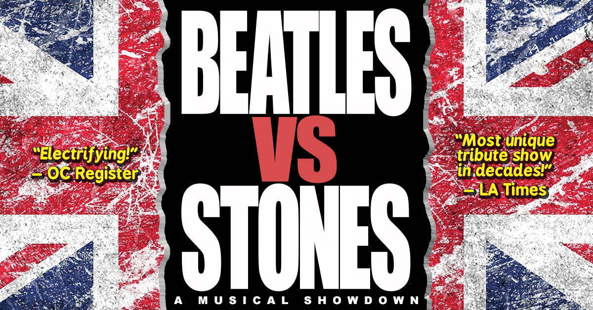 Beatles vs Stone - A Musical Showdown is coming to Traverse City and we've got tickets!
