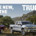 Great deals on new pickups from Frei Chevrolet