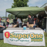 Big thanks to Super One Foods for donating the proceeds back to Lions Field.