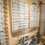 The Center has hundreds of frames to choose from.