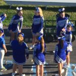 Calumet cheerleaders.